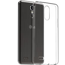 Non-Brand TPU Clear Cover Case For LG Stylus 3
